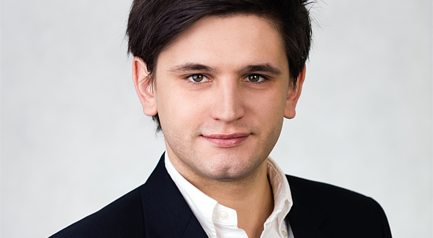 Na zdjęciu Kamil Adamczyk, CEO Intelclinic