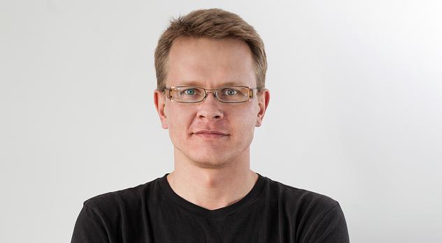 Na zdjęciu Paweł Jarmołkowicz, szef Harimata | fot. Bartek Pawlik
