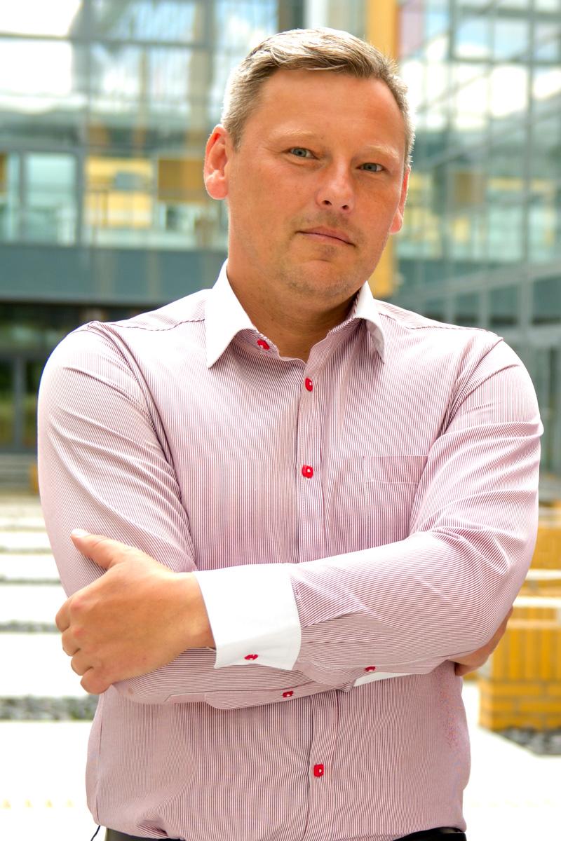Przemysław Jesionowski fot. Tomasz Kaczmarek
