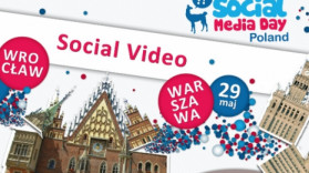 social media day poland w wersji video